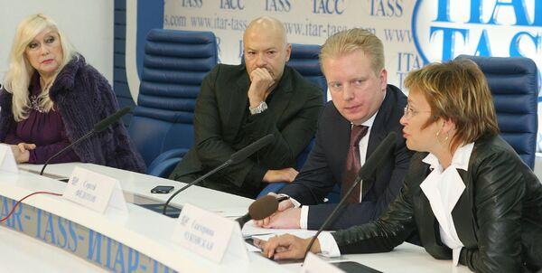Пресс-конференция, посвященная актуальным вопросам деятельности РСП