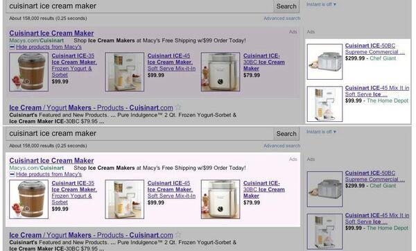 Google официально запустила рекламный инструмент Product Ads