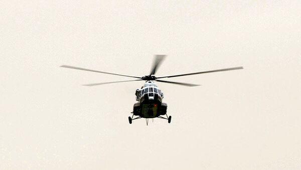 Вертолет МИ-171. Архивное фото