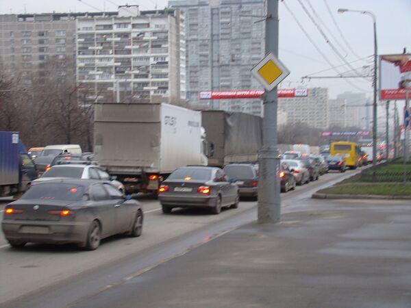 Сложные развязки Москвы: Большая Черкизовская улица
