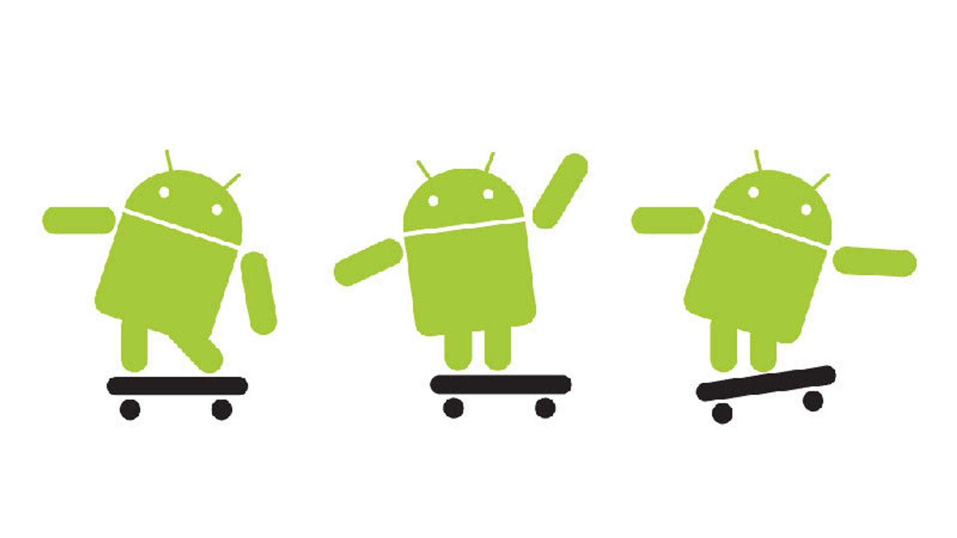 Логотип ОС Android - РИА Новости, 1920, 09.11.2020