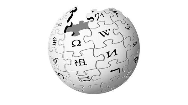 Логотип Wikipedia