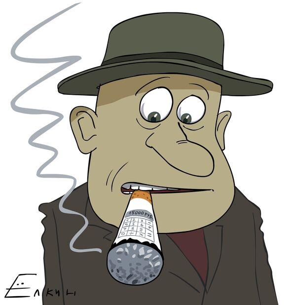 Калькулятор курильщика, или Стимул к борьбе с вредной привычкой