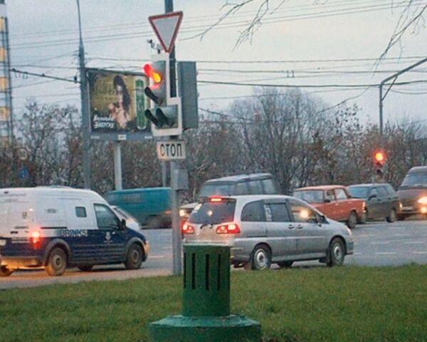 Сложные развязки Москвы: Варшавское шоссе и улица Красного Маяка