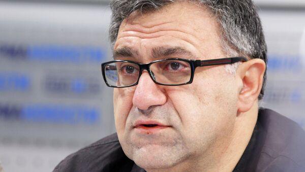 Президент группы компаний Амедиа Александр Акопов. Архивиное фото