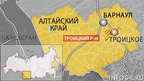 ДТП в Алтайском крае