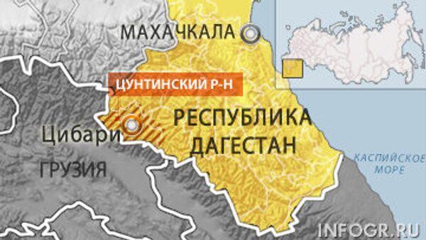 Почти 50 домов сгорели в дагестанском селе Цибари