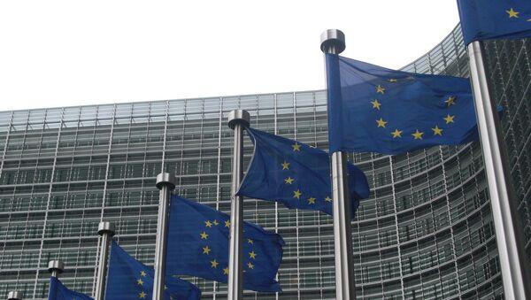 Штаб-квартира Еврокомиссии, архивное фото