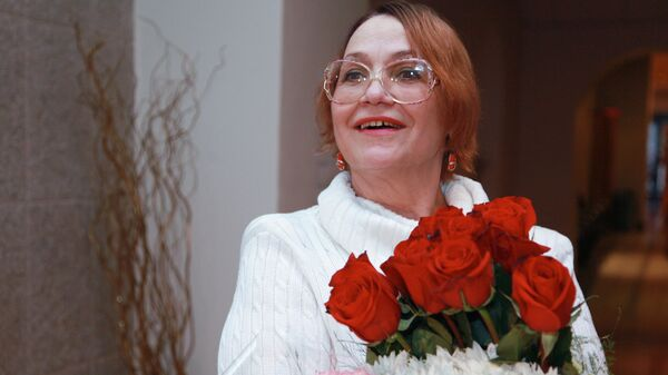 Нина Русланова. Архив