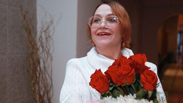 Нина Русланова. Архивное фото