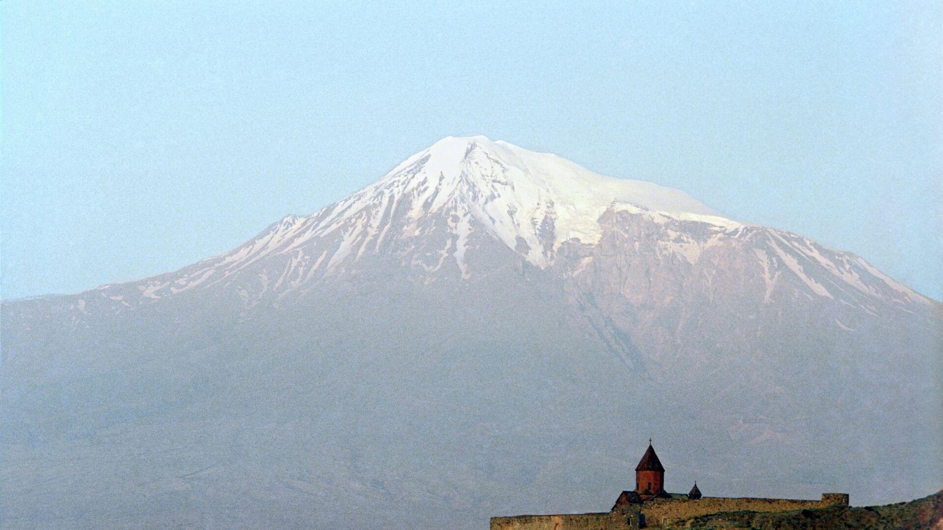 В Армении зафиксировали землетрясение магнитудой 4,7 - Радио Sputnik, 13.02.2021