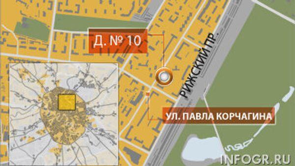Улица Павла Корчагина, дом №10