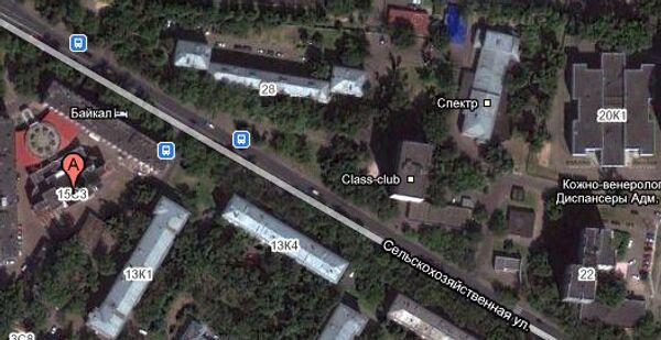 Сельскохозяйственная улица, дом 15 в Москве - ресторан Байкал