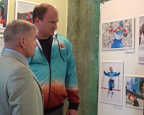 Фотовыставку в Сочи посвятили триумфу российских паралимпийцев