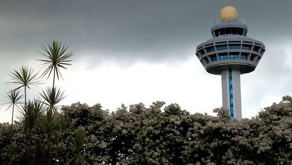 Международный аэропорт Сингапура Чанги. Архивное фото
