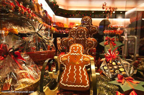 Рождественские базары в Гамбурге