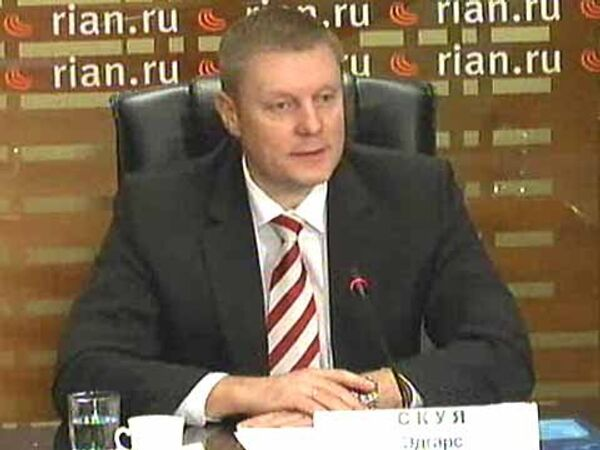 Латвийско-российские отношения: дальнейшее развитие