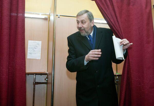 Андрей Санников . Архив