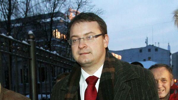 Алексей Михалевич. Архивное фото