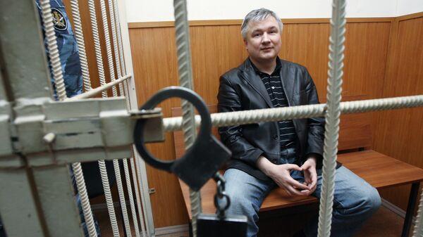 Рассмотрение ходатайства следствия об аресте экс-сенатора от Башкирии Игоря Изместьева