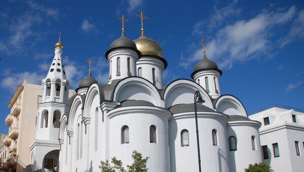 Храм РПЦ в Гаване