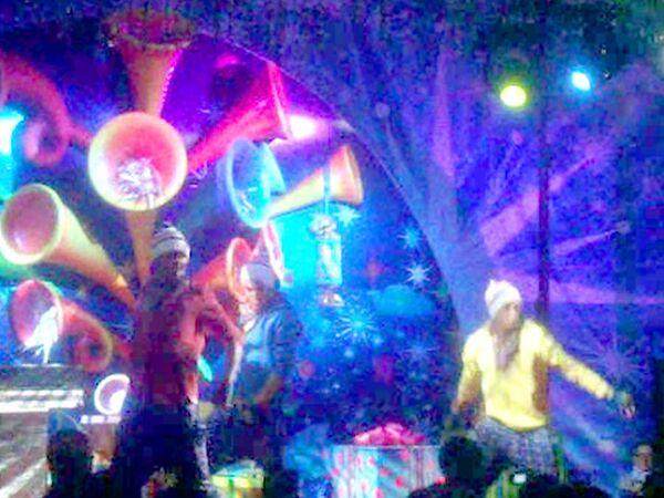 Звезды выступили на праздничном концерте в здании правительства Москвы