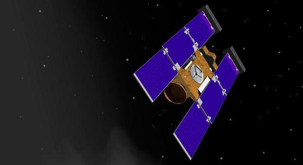 Зонд Stardust готовится к свиданию с кометой в День влюбленных