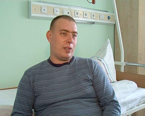Я родился в рубашке – пострадавший во время теракта в Домодедово
