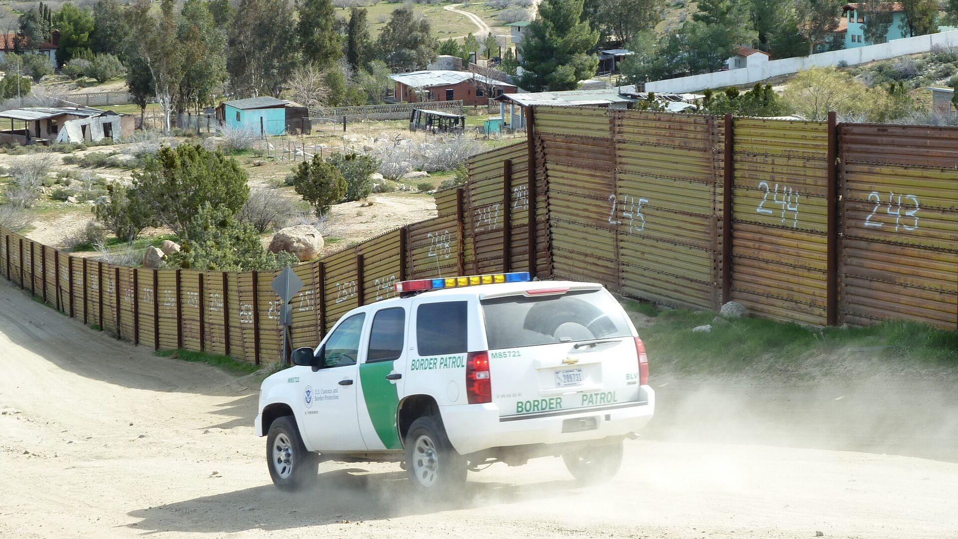 Россиянин признал вину в попытке незаконного пересечения границы США