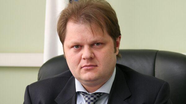 Заместитель министра транспорта Владимир Токарев