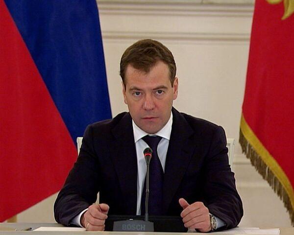 Медведев предложил действенное средство от межэтнических конфликтов