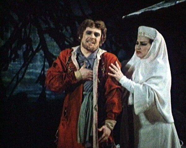 Владислав Пьявко о своем пути в Большой театр. 1977 год