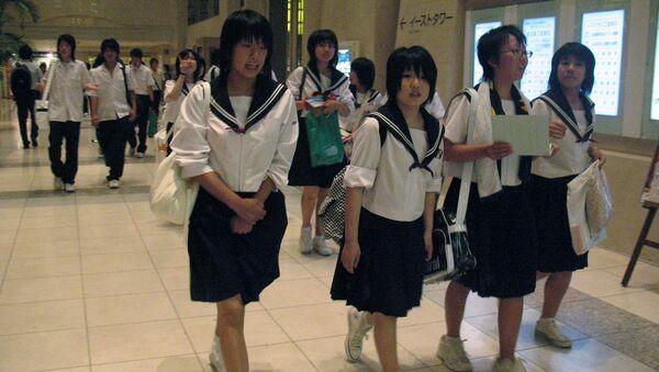 Экскурсия по метрополитену Токио. Архив