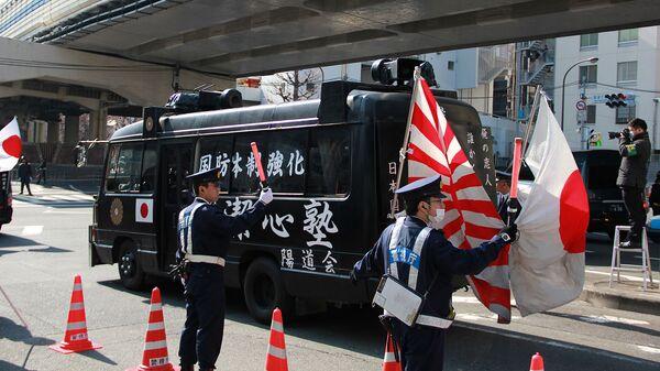 Лавров попросил Японию небудоражить общественность темой мирного контракта