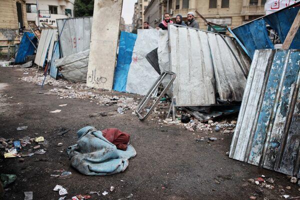 Ситуация в Египте