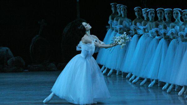 Балет Жизель. Мариинский театр Санкт-Петербурга