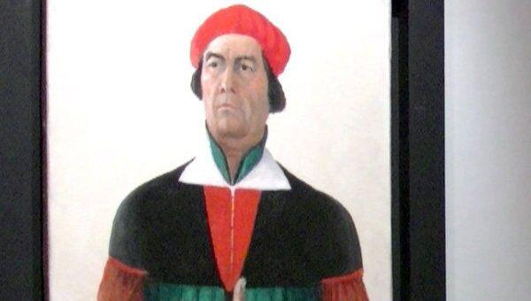 Русские иконы и картины Малевича представлены на выставке во Флоренции