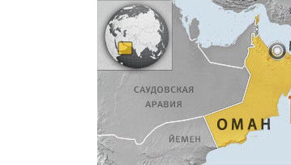 Пираты захватили у побережья Омана мальтийский сухогруз