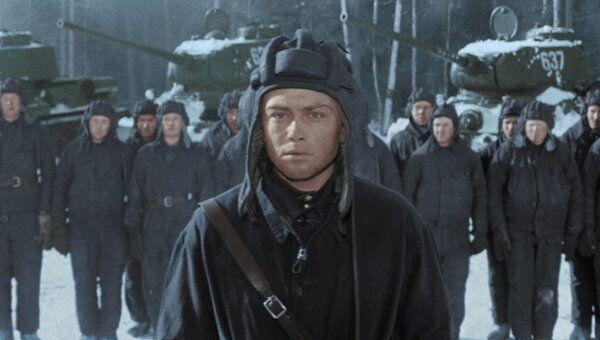 Кадр из фильма Офицеры