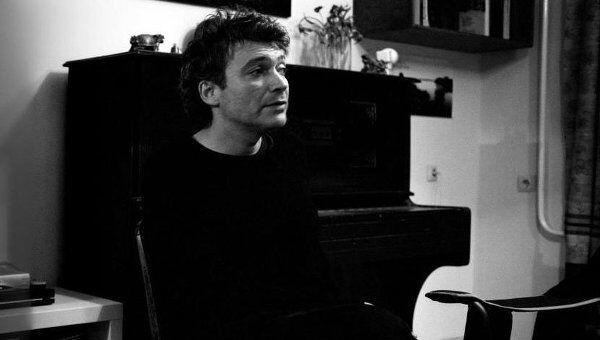 Писатель и художник Павел Пепперштейн, архивное фото