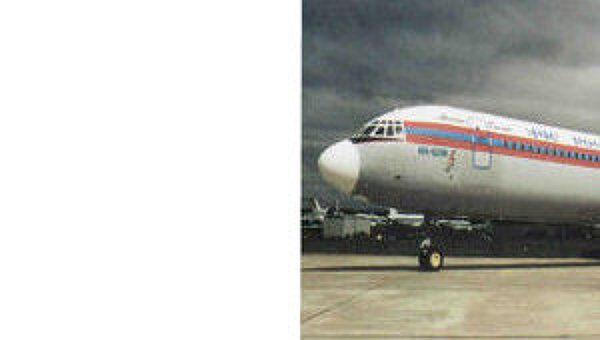 Из аэропорта Домодедово в аэропорт Лука (Мальта) вылетел самолет МЧС России (Ил-62) для дальнейшей эвакуации граждан России и стран СНГ
