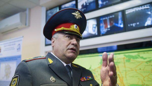 Владимир Колокольцев. Архив