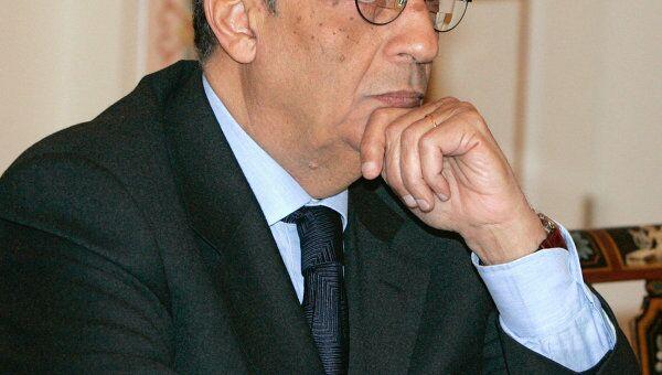 Бывший генеральный секретарь Лиги арабских государств Амр Муса. Архив