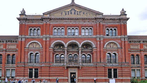 Лондонский музей Виктории и Альберта