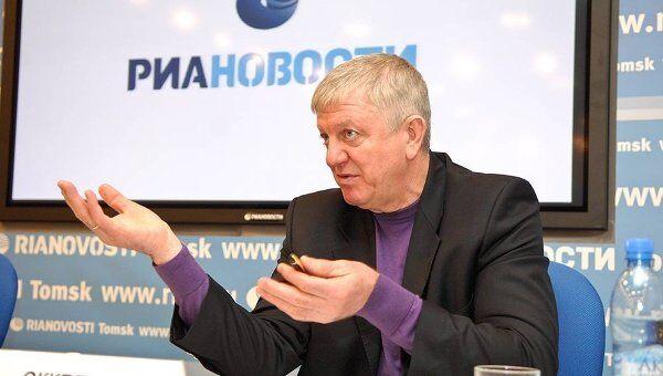 Владимир Оккель Экс-глава департамента капитального строительства мэрии Томска