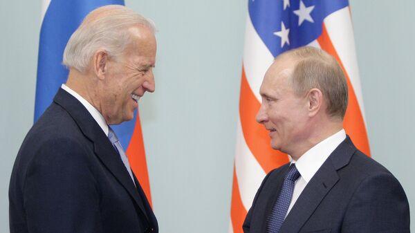 Политолог назвал возможные места для встречи Путина и Байдена