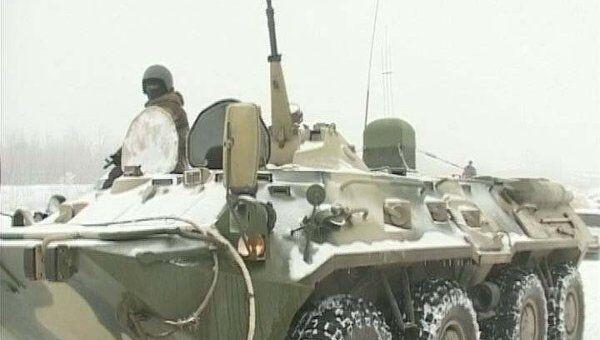 Трое боевиков уничтожены в Кабардино-Балкарии. Видео с места ЧП