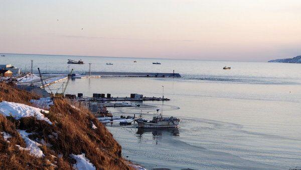 Ситуация на острове Кунашир после землетрясения в Японии