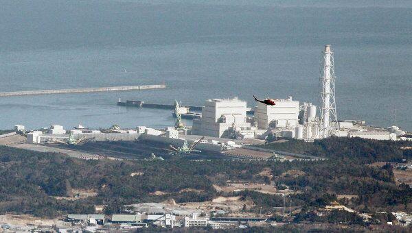 Последствия взрыва на АЭС Фукусима-1 в Японии
