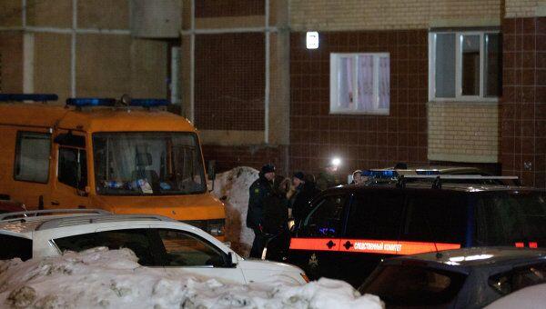 Два взрыва прогремели на северо-востоке Москвы